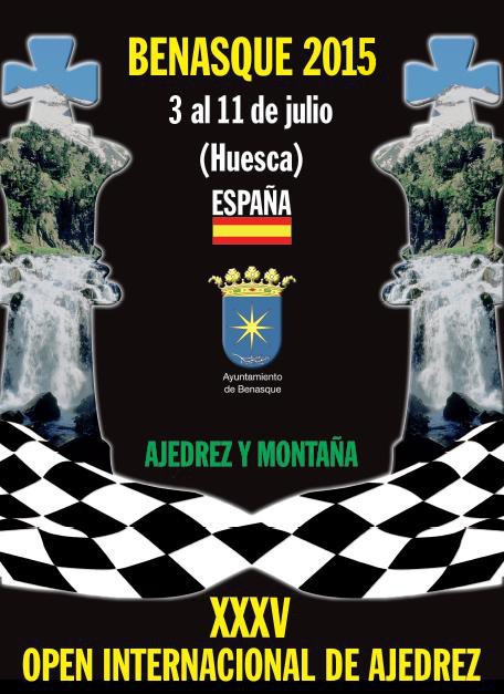 Cartel Open Benasque 2015